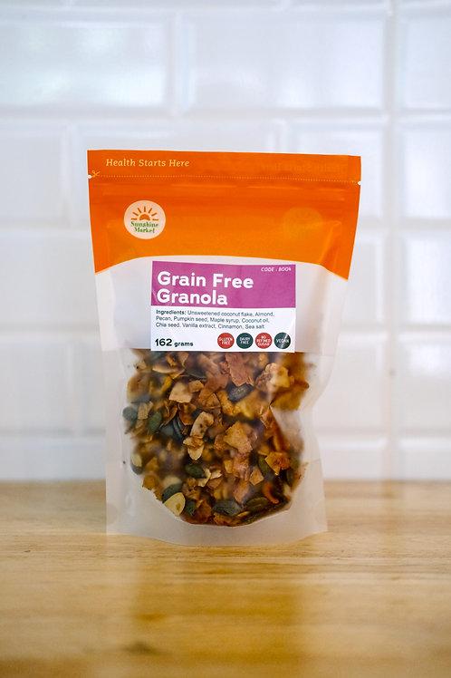 Grain Free Granola 250g / sunshine market