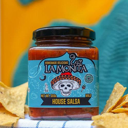 House Salsa / La Monita