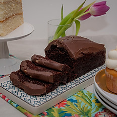 Chocolate Loaf with Walnuts