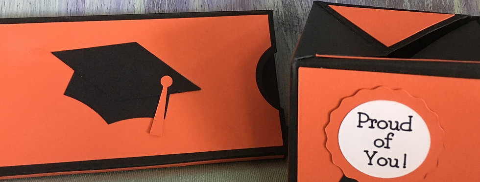 Insta-Cube Graduation