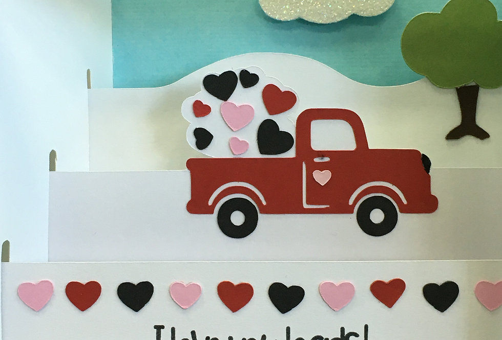 Love You Loads Truck Slider