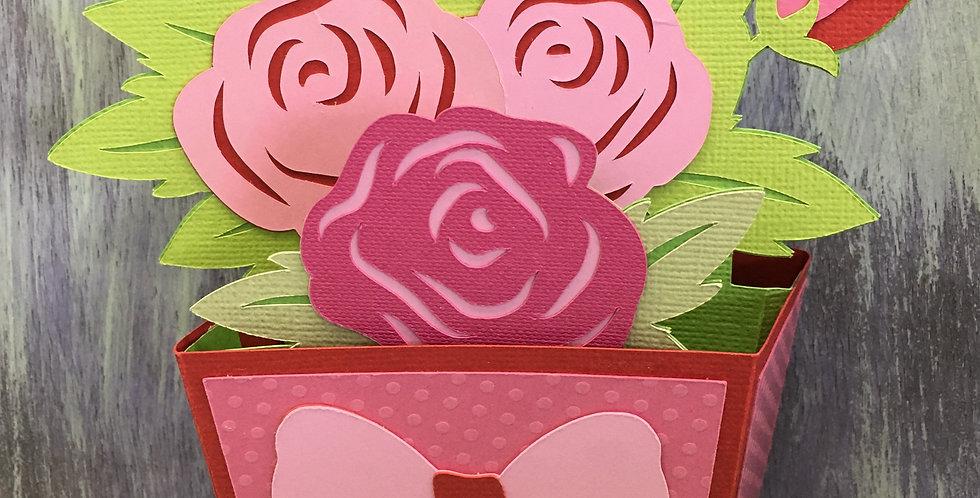 Rose Pop-up