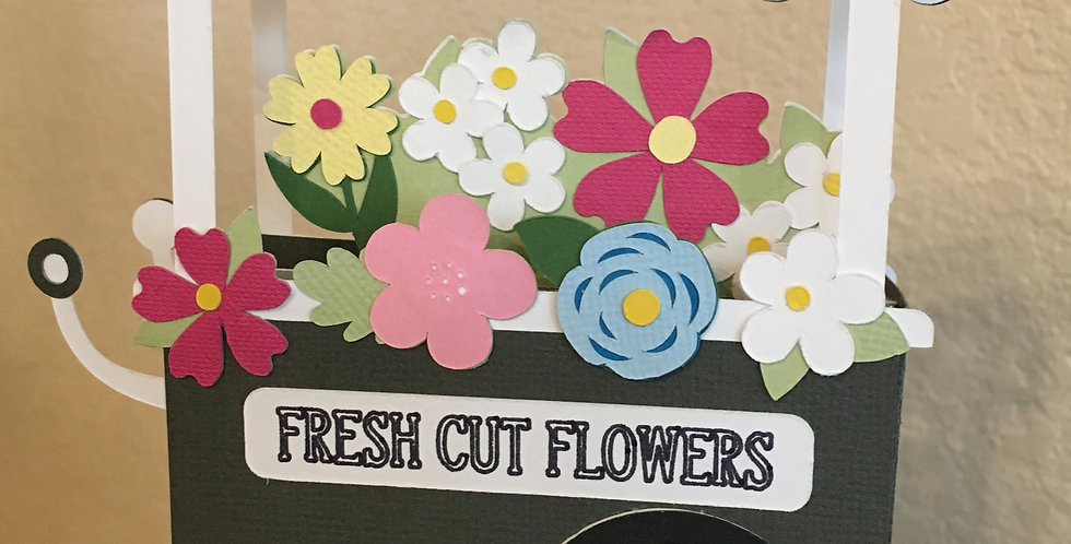 Flower Cart Pop-up