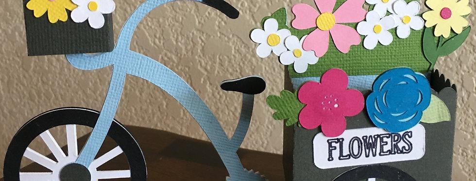 Flower Trike Pop-up