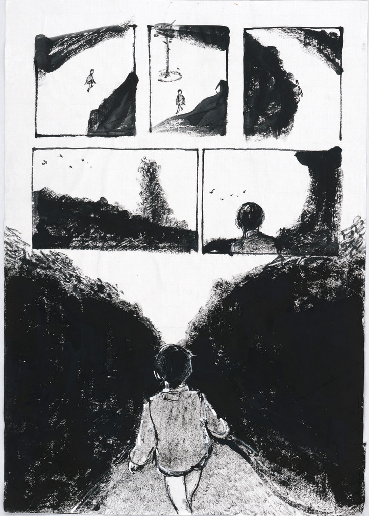 """page 1 -  from """"the Park"""""""