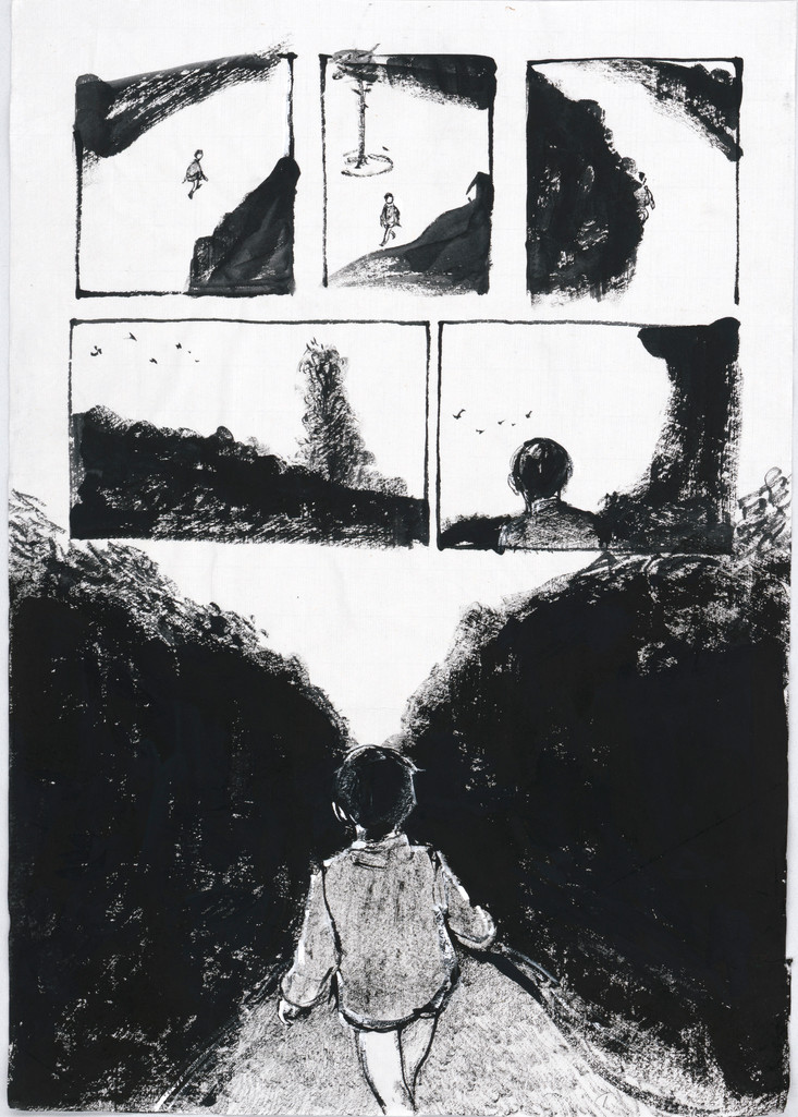 "page 1 -  from ""the Park"""