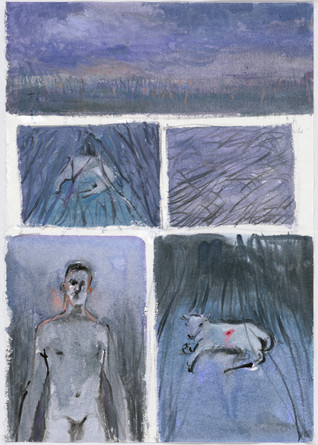 """page 10 - from """"Wind through the Grass"""""""