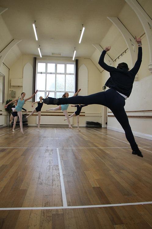 Wednesday Grade 5 Ballet