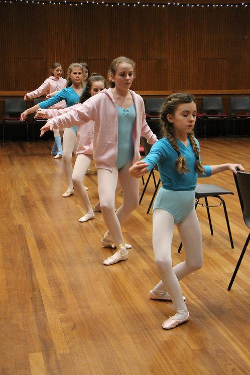 SaturdayGrade 3 Ballet 1.40-2.40pm