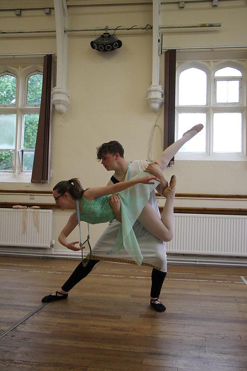 Wednesday Grade 6 Ballet 7.20-8.20pm