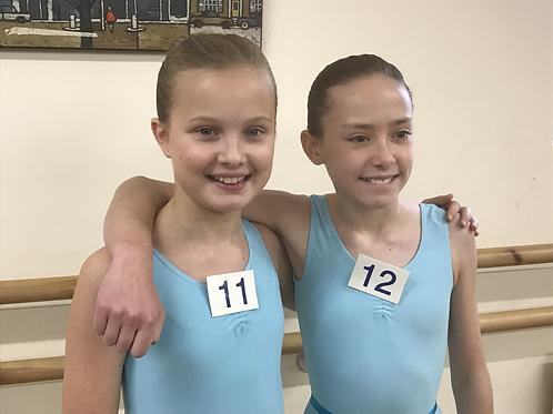 Monday Grade 2 Ballet 6.50 - 7.20pm
