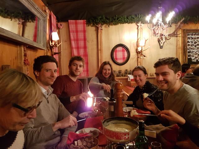 Marché de Noël à Bâle