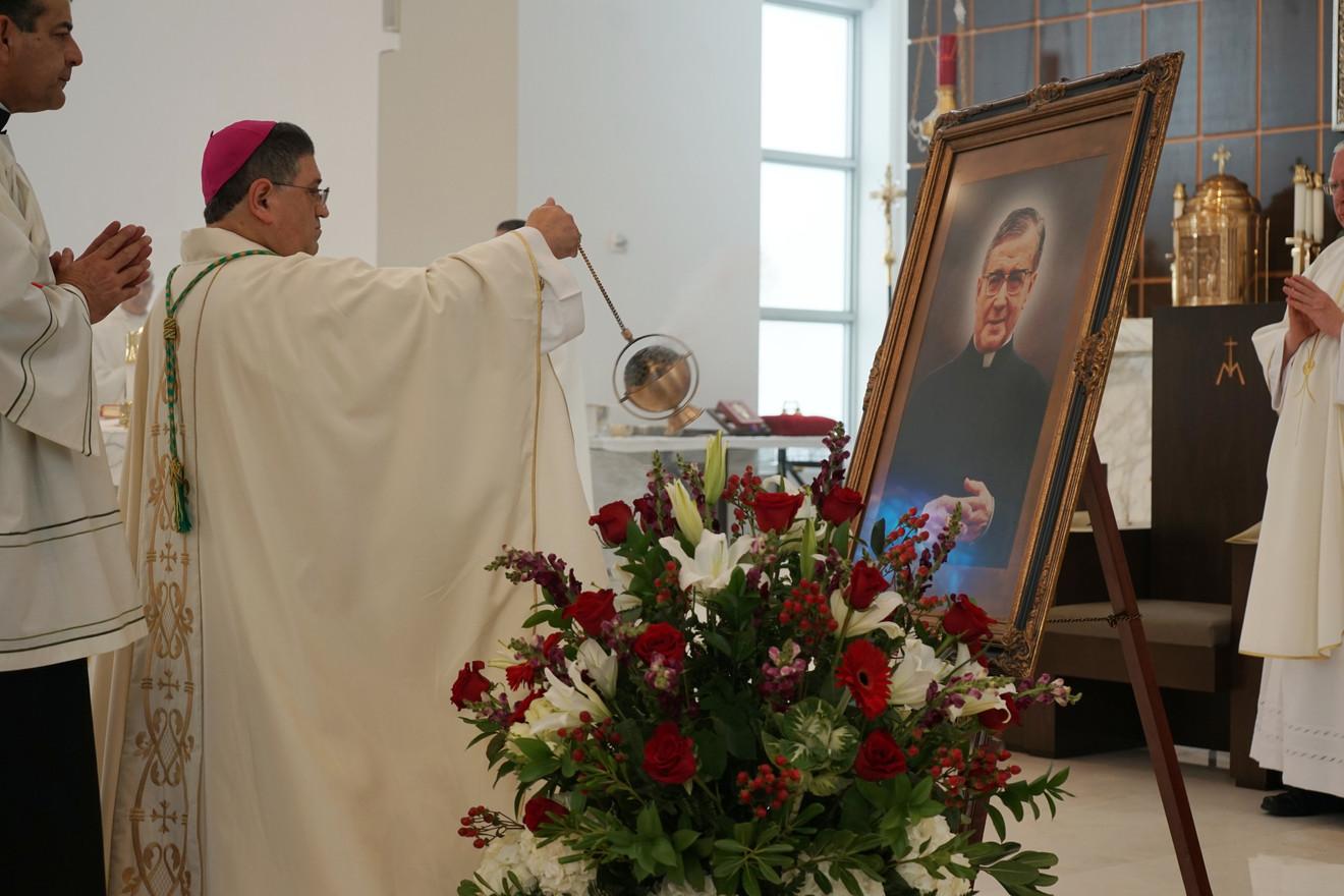 San Josemaría Mass 2018
