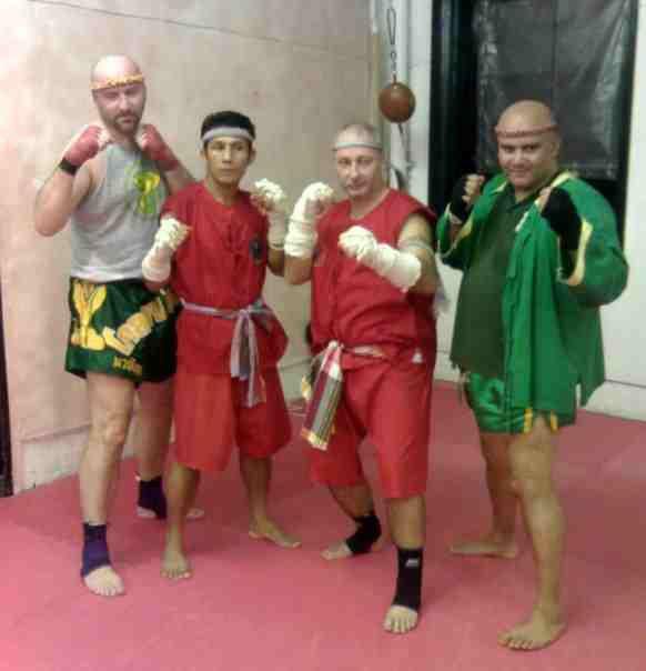 Masters of Muay Thai