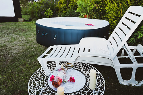 Hot Tub Hire (only)