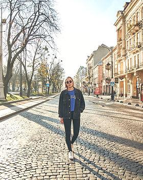 Street Fashion Photography