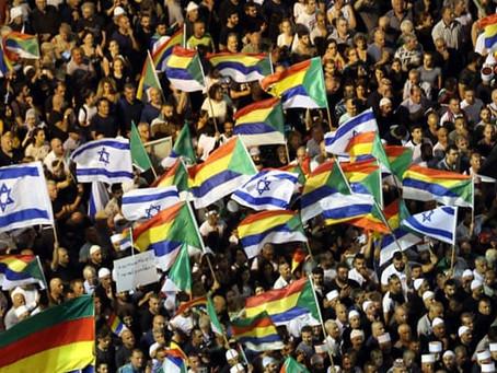 AU's Center for Israel Studies Co-Sponsors Talk Raising Israel's Democracy and Arab-Jewish Relations