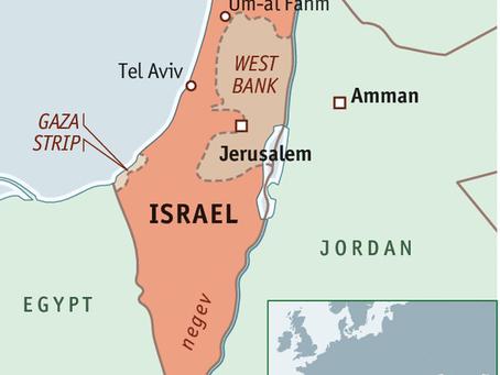 Final Borders in an Israeli-Palestinian Peace Agreement