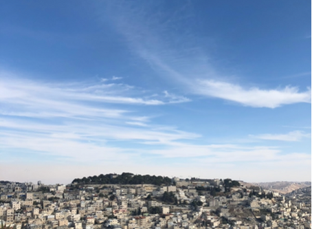 Personal Narrative: Studying Abroad in Israel