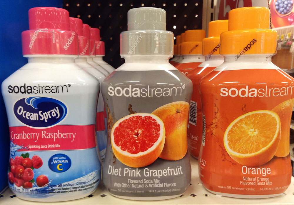 SodaStream, at Target 7/2014 Pics by Mike Mozart of TheToyChannel and JeepersMedia on YouTube