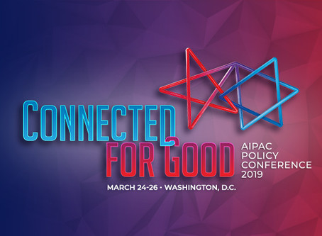 American University Students Attend an Eventful AIPAC
