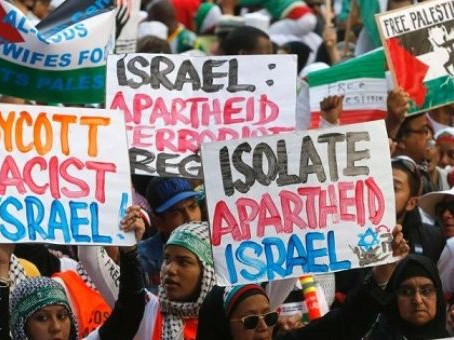 How the BDS Movement Contradicts Itself