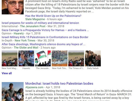 The Media's Impact on the Israeli-Palestinian Conflict