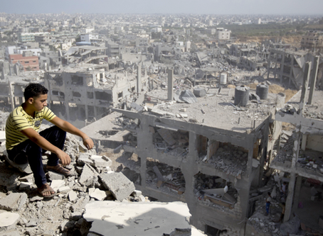 The Deterioration of Quality of Life in the Palestinian Territories