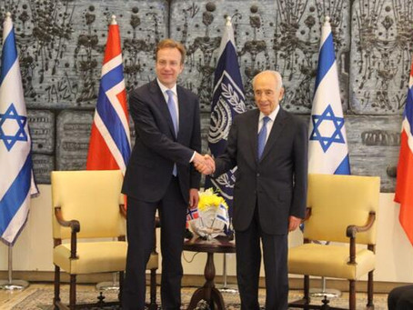 Norway-Israel Relations: Friends… For the Most Part
