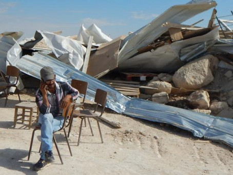 A Unifying Story: Stop Demolitions, Build Peace