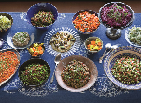 Israeli Cuisine as a Reflection of Israeli Culture