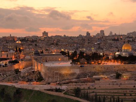 Thank You Jerusalem