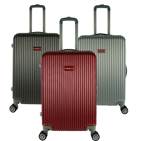 W.POLO WA1715 ABS 4W TROLLEY CASE/BULK