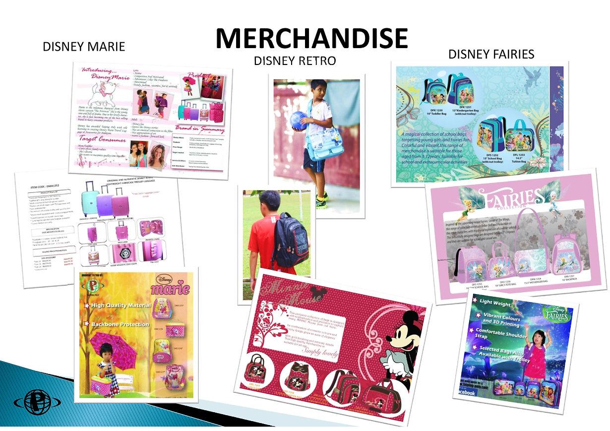 Disney Retro Merchandise Picture