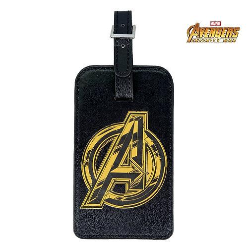 Marvel Avengers Infinity War AA9816 Luggage Tag