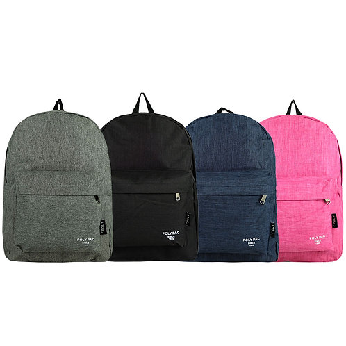 POLYPAC PB1755 CASUAL BACKPACK/BULK