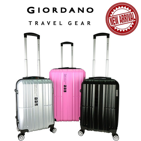 Giordano GL7702 PC+ABS Expendable Hardcase Luggage With TSA Lock