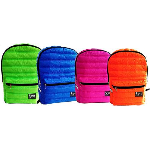 Disney DRB1472 Retro Mickey Puffed Waterproof Notebook Backpack