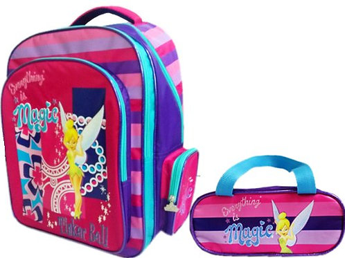 DISNEY DFS1434 SCHOOL BAG