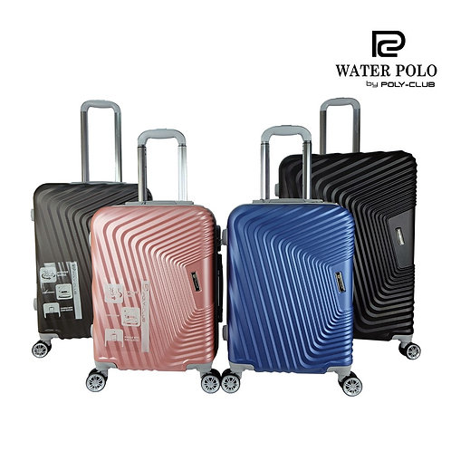 WaterPolo BA9841 ABS Hardcase Luggage With Small EVA Case