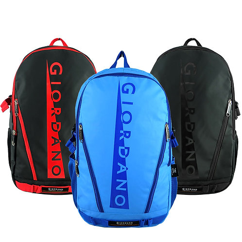 Giordano GN1769 19 Inch Waterproof Notebook Backpack
