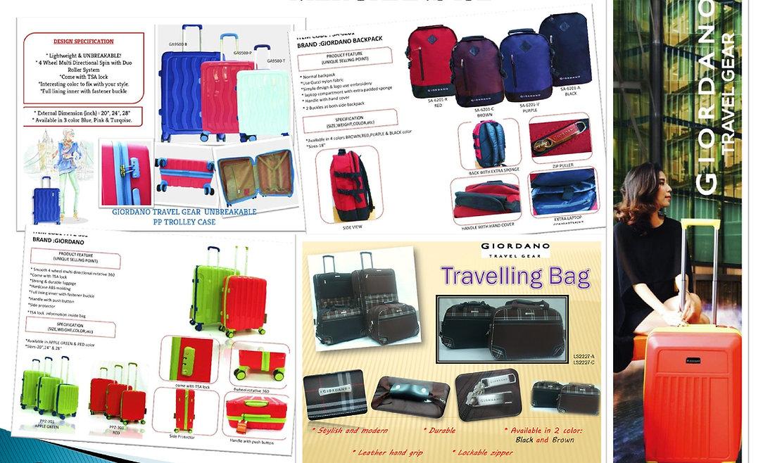 Giodano Merchandise Picture