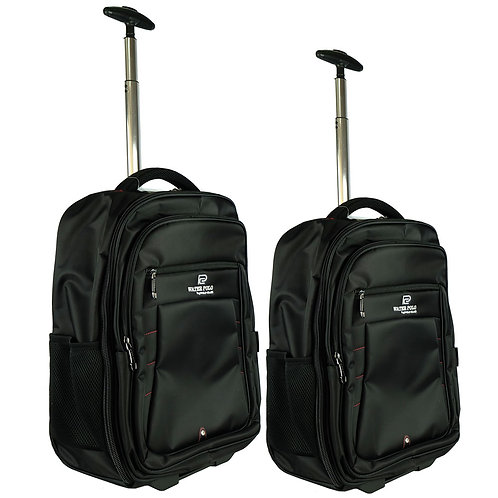 Waterpolo WN1808R Wheel Protection T-Bar Trolley Backpack
