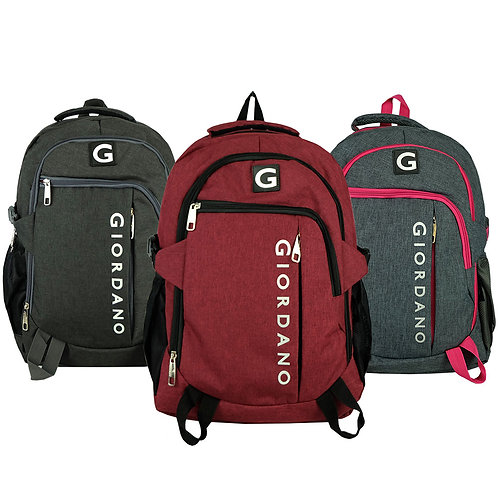 Giordano GN1768 Notebook Backpack 19 inch