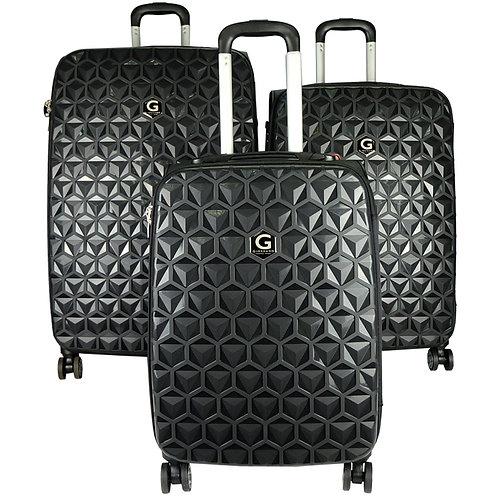 Giordano GA1795 UNBREAKABLE PP Hard Case Trolley