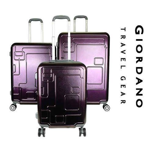 GIORDANO GA1793 4W PC+ABS TROLLEY CASE