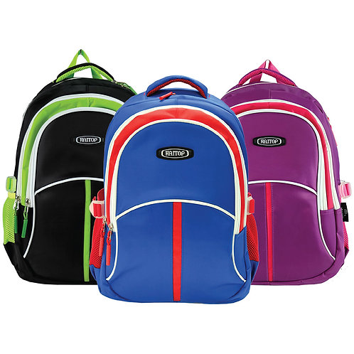 "HAITOP HB1656 18"" SPORTY BACKPACK"