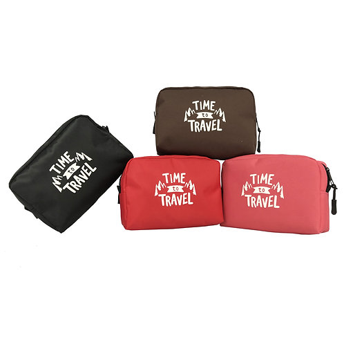 Poly-Club Korean Multipurpose Travel Pouch