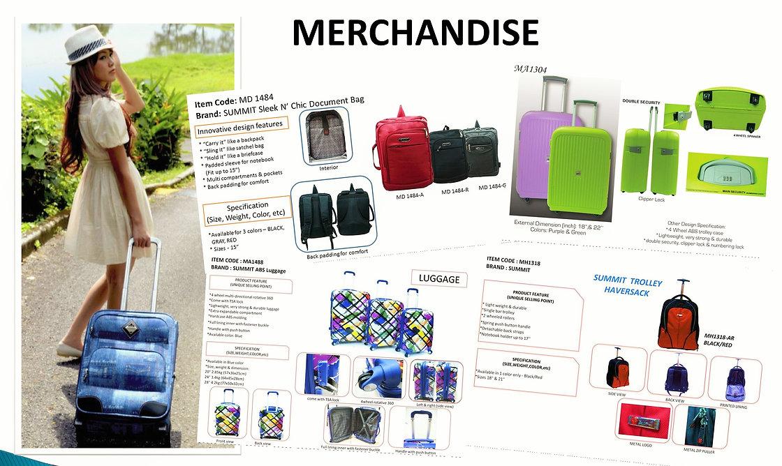 Summt Merchandise Picture