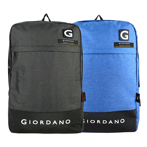 Giordano GN1734 18 Inch Notebook Backpack with USB Charging Point